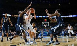 Shatel: Beasts of Big East? Maybe they play just down the street