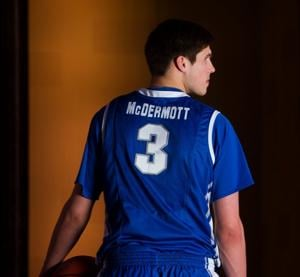 Shatel: Doug McDermott's No. 3 'will never be worn again,' and that's a good call