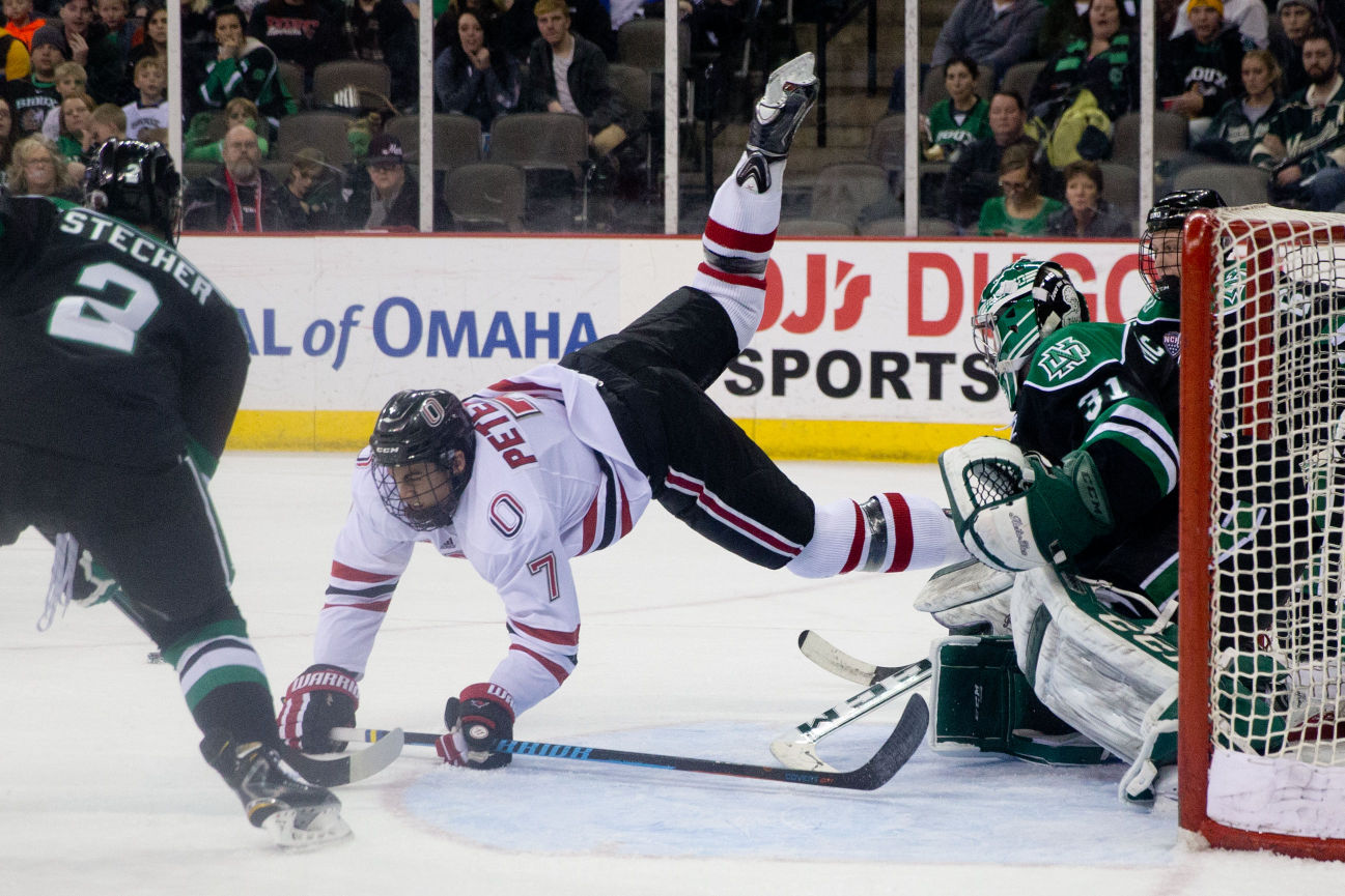 NCHC: Mavs Rally Three Times, But UND Gets A Split