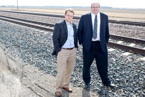 Communities look to draw companies and jobs with rail-served industrial sites