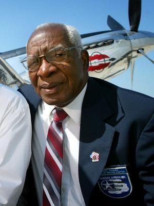 Tuskegee Airman Paul Adams dies in Lincoln at 92