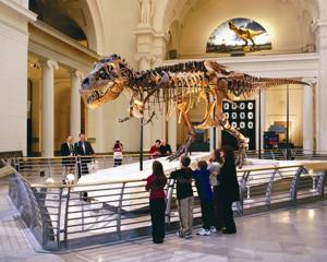Sue the T. rex is coming to Des Moines