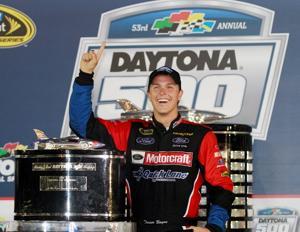 Ackerman: Omaha artist crafts Daytona 500 trophies