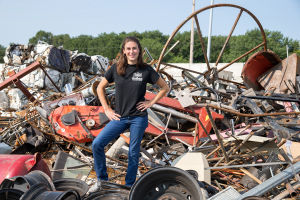 Omaha's Scrap Central relocates to bigger site with eyes on bigger biz