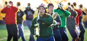 Talented directors, greater competition drive high school bands' march to excellence