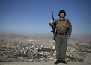 US, Afghans work toward agreement on night raids