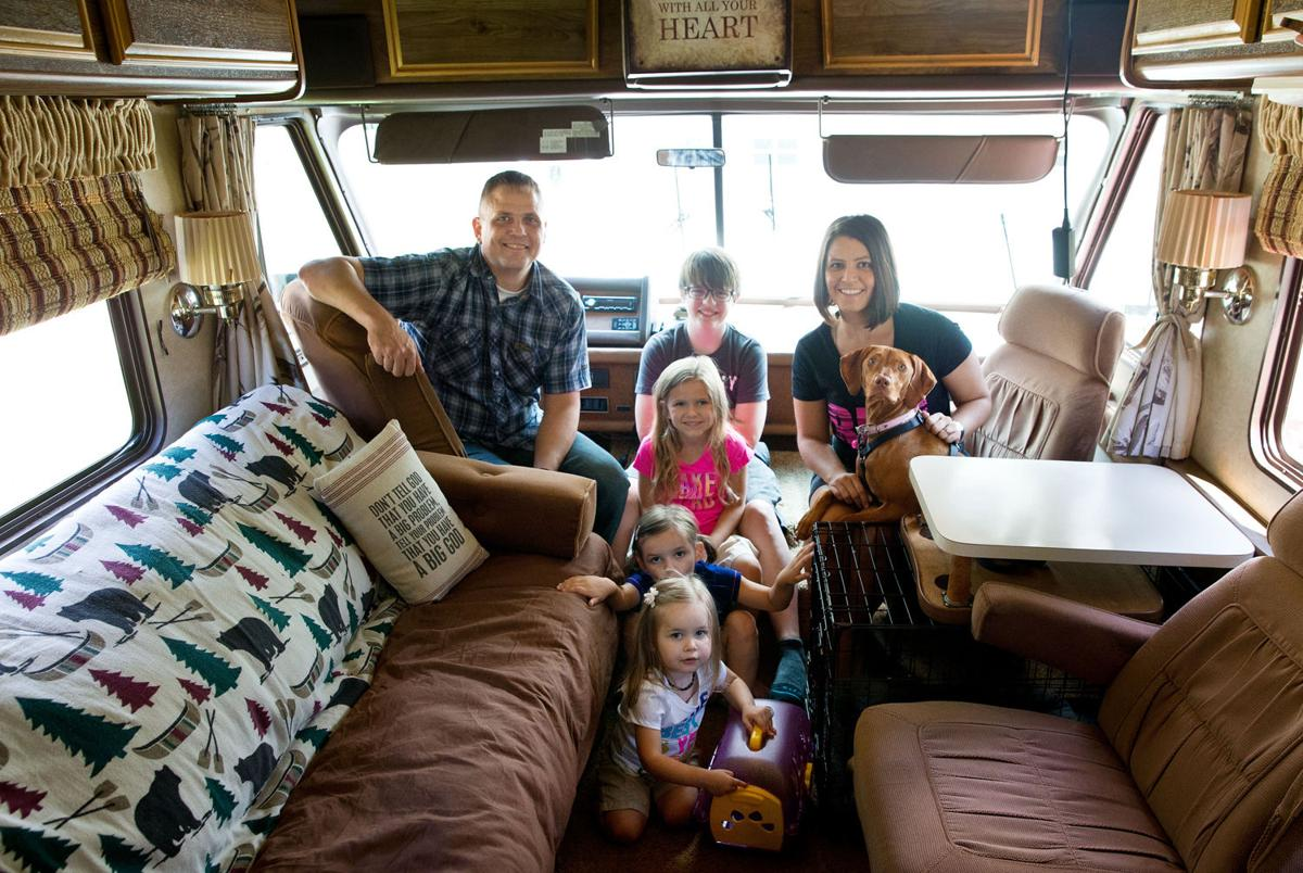 Transition to tiny house life poses big challenges for for Large family living in small house