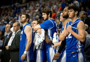 NCAA games give Jays a glimpse into future