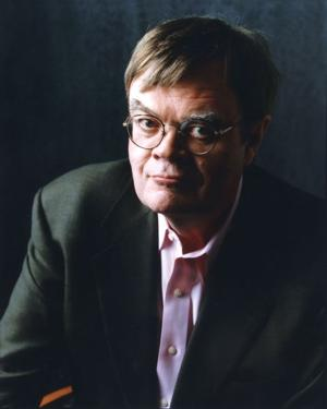 Garrison Keillor strikes the right chords with Omaha audience