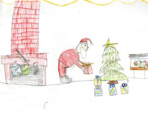 Is Santa real? Kids discuss his existence, microchipped spying pets, parallel universes, etc.