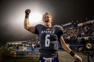 McKewon: NU recruit Zack Darlington sets sights on future