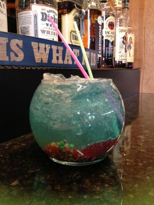 Long-standing bar on 'East Coast' of Benson has rich history, fishbowls full of Nerds