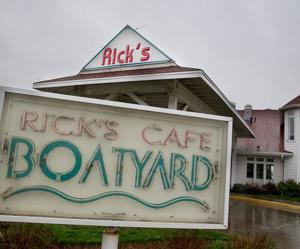 City seeks to take over Rick's Cafe Boatyard