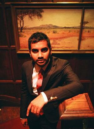 Catch Aziz Ansari's act tonight at Omaha Music Hall