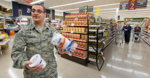 Spiraling military pay, benefits get noticed