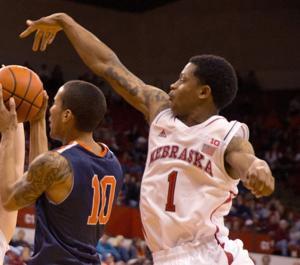 NU's Miles suspends Biggs for three games