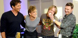 'American Idol's' Jennifer Lopez, Keith Urban, Harry Connick Jr. and Ryan Seacrest make Omaha stop