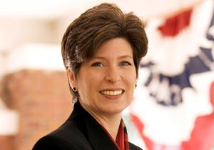 Mitt Romney backs Joni Ernst for Iowa Senate seat