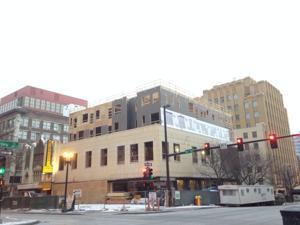 Lerner Shops redevelopment takes shape downtown
