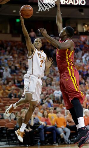 Iowa State's Big 12 skid continues against Texas