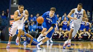 Creighton tops DePaul; Grant Gibbs, Doug McDermott injured