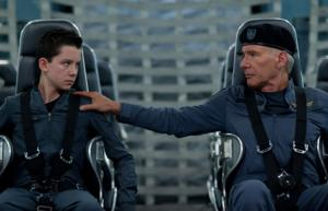 'Ender's Game' review: franchise-launcher is cool and clever — but cheerless