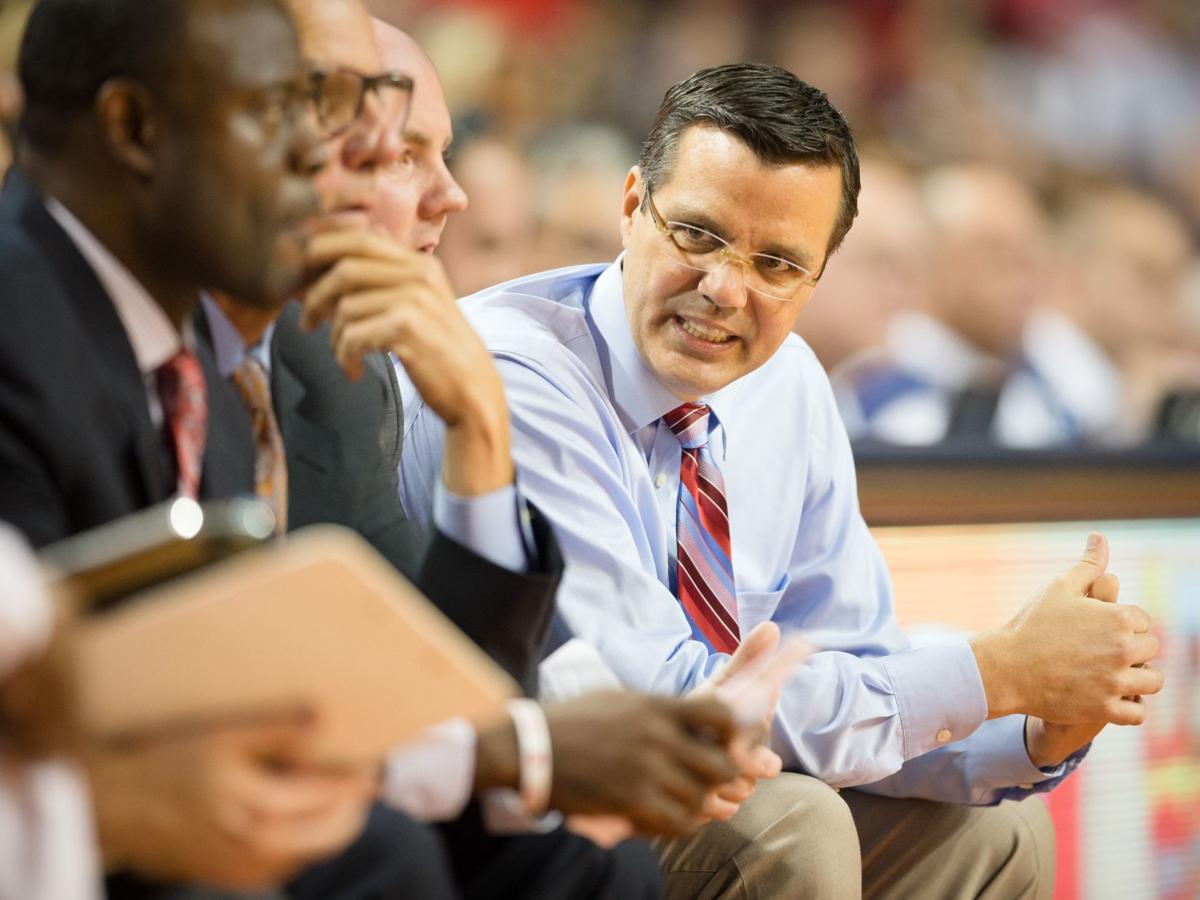 Shatel: Speculation about coaches nothing new to NU, but Tim Miles wants to be back, and believes he will be