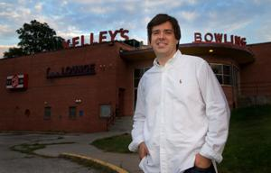 Remember Kelley's Hilltop Lanes? It's now a church