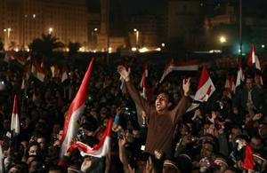 Egypt Revolution battered on 3rd anniversary