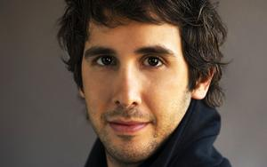 In honor of tonight's Josh Groban concert movie, a Groban GIF wall