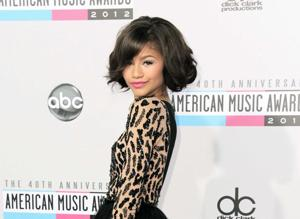From Disney to 'Dancing,' Zendaya ready for challenge