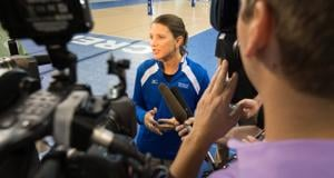 Shatel: It's winning time for NU, Bluejay volleyball