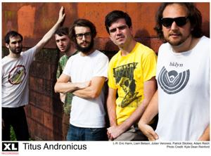 Titus Andronicus at home in gnarliest spaces