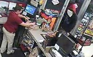 Two teens arrested following robberies