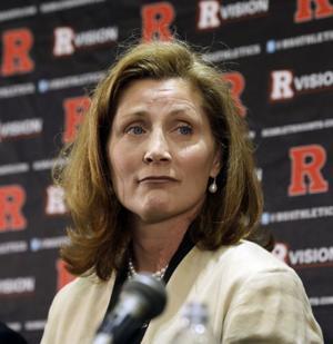 Ex-Husker named new Rutgers A.D.