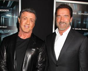 Trailers: Sylvester Stallone, Arnold Schwarzenegger and a giant prison
