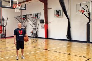 Hoffman opens new Hoops Academy