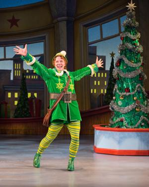 'Elf' star makes you want to believe in musical