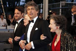 Early reviews position Alexander Payne's 'Nebraska' as Oscar contender