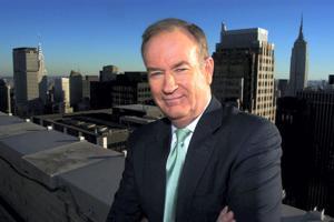 O'Reilly brings talking tour to arena