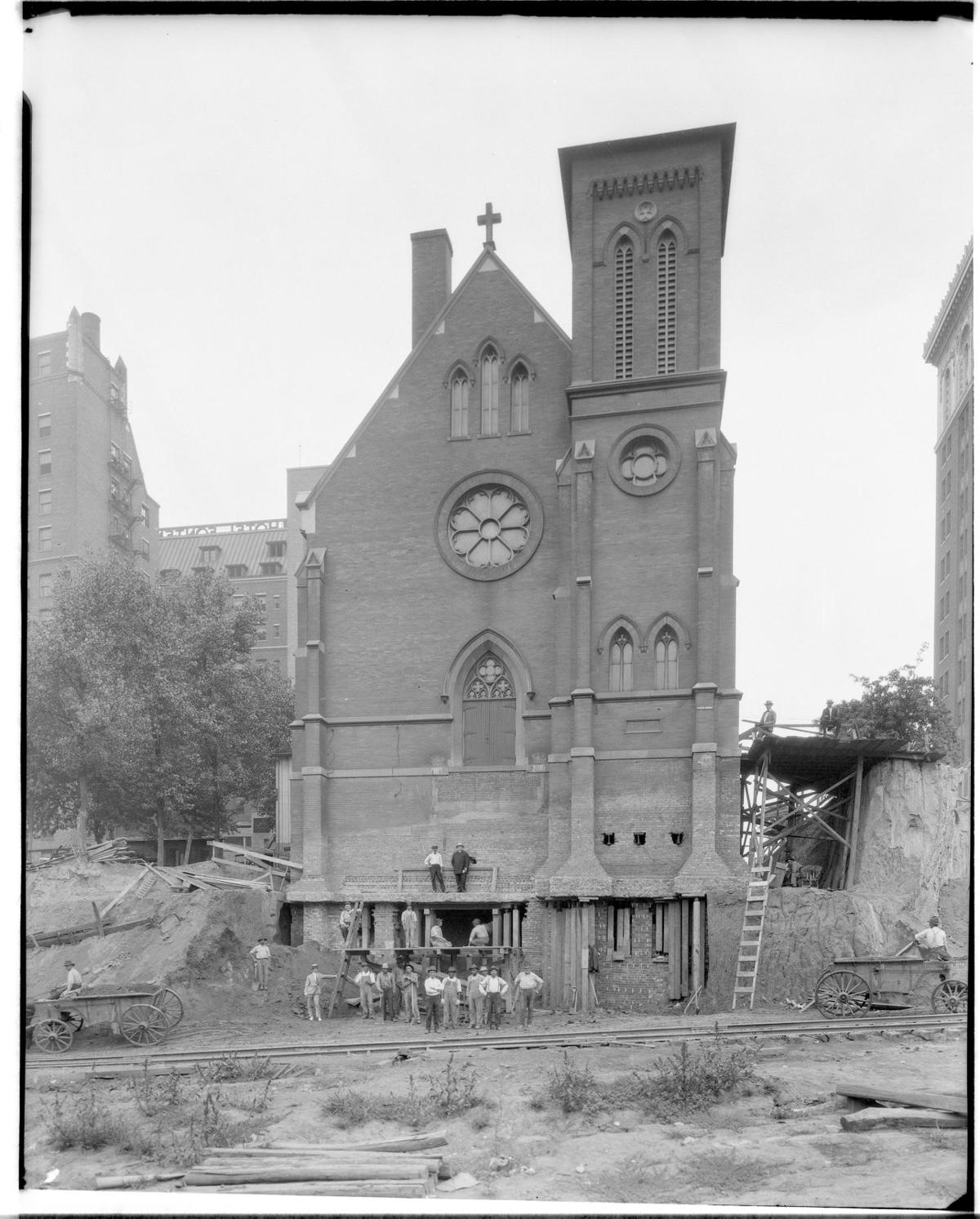 mary magdalene project The parish turns 150 next year and its leaders say the historic building needs a new roof, a project the omaha archdiocese says will require a major fundraising drive.