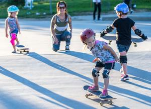 The cool crew: Omaha Skater Girls a case study in individuality