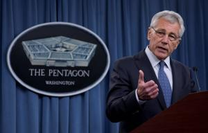 Chuck Hagel pitches military benefits cuts to a Congress that's unconvinced