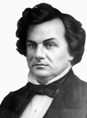 Kelly: Stephen A. Douglas a footnote on 200th birthday