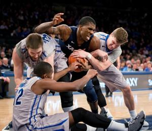 Notes: Bluejays hope they can tire the Friars
