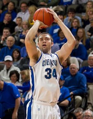 Which Creighton player landed on Cosmo's 'March Hotness' list?