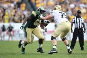 CSU's Barrett is ready for first NFL rush