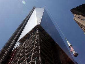 NYC has Omaha to thank for World Trade Center tower's lighting