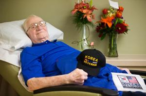 Korean War Honor Flight goes off with only one hitch
