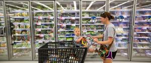 ConAgra tries to change consumers' perceptions about frozen foods